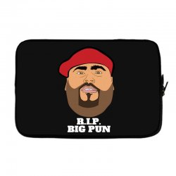 Rip big pun Laptop sleeve | Artistshot