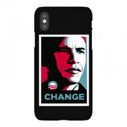 alpha obama iPhoneX Case | Artistshot