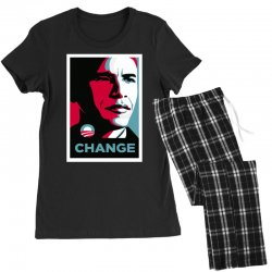 alpha obama Women's Pajamas Set | Artistshot