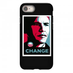 alpha obama iPhone 8 Case | Artistshot