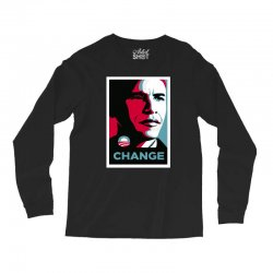 alpha obama Long Sleeve Shirts | Artistshot