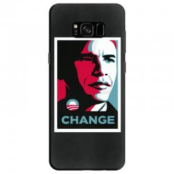 alpha obama Samsung Galaxy S8 Case | Artistshot