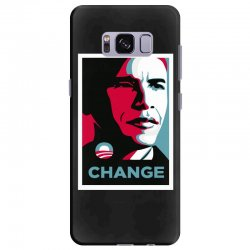 alpha obama Samsung Galaxy S8 Plus Case | Artistshot