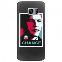 alpha obama Samsung Galaxy S7 Edge Case | Artistshot