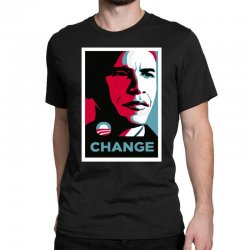 alpha obama Classic T-shirt | Artistshot