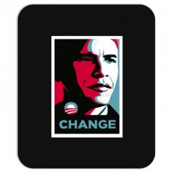 alpha obama Mousepad | Artistshot