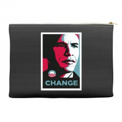 alpha obama Accessory Pouches | Artistshot