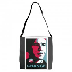 alpha obama Adjustable Strap Totes | Artistshot