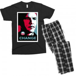alpha obama Men's T-shirt Pajama Set | Artistshot