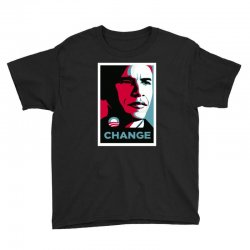 alpha obama Youth Tee | Artistshot