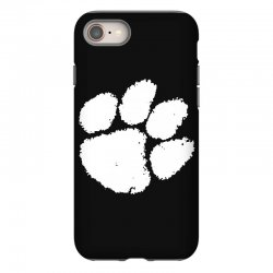 clemson tigers foot print iPhone 8 Case | Artistshot