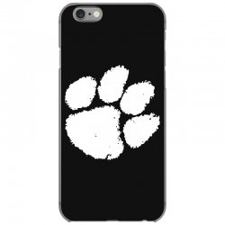 clemson tigers foot print iPhone 6/6s Case | Artistshot
