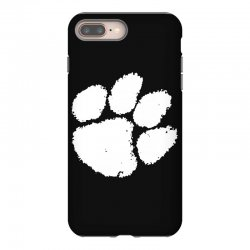 clemson tigers foot print iPhone 8 Plus Case | Artistshot