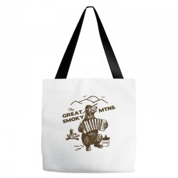 great smoky mountains t shirt national park shirt smokey the bear shir Tote Bags | Artistshot