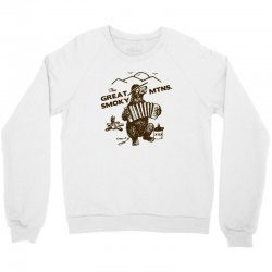 great smoky mountains t shirt national park shirt smokey the bear shir Crewneck Sweatshirt | Artistshot