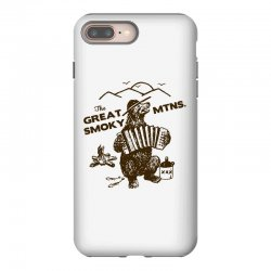 great smoky mountains t shirt national park shirt smokey the bear shir iPhone 8 Plus Case | Artistshot