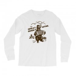 great smoky mountains t shirt national park shirt smokey the bear shir Long Sleeve Shirts | Artistshot