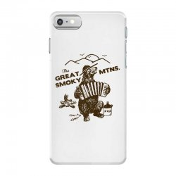 great smoky mountains t shirt national park shirt smokey the bear shir iPhone 7 Case | Artistshot