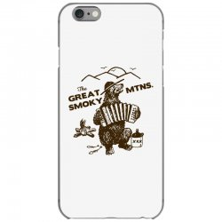 great smoky mountains t shirt national park shirt smokey the bear shir iPhone 6/6s Case | Artistshot