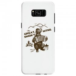 great smoky mountains t shirt national park shirt smokey the bear shir Samsung Galaxy S8 Case | Artistshot