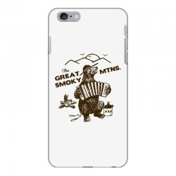 great smoky mountains t shirt national park shirt smokey the bear shir iPhone 6 Plus/6s Plus Case | Artistshot