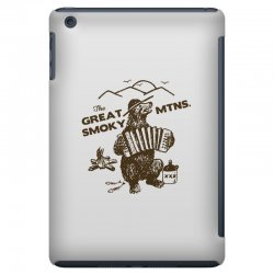 great smoky mountains t shirt national park shirt smokey the bear shir iPad Mini Case | Artistshot