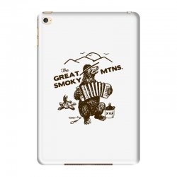 great smoky mountains t shirt national park shirt smokey the bear shir iPad Mini 4 Case | Artistshot