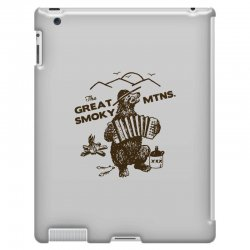 great smoky mountains t shirt national park shirt smokey the bear shir iPad 3 and 4 Case | Artistshot