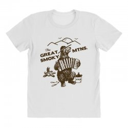 great smoky mountains t shirt national park shirt smokey the bear shir All Over Women's T-shirt | Artistshot