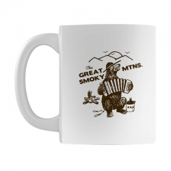 great smoky mountains t shirt national park shirt smokey the bear shir Mug | Artistshot