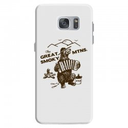 great smoky mountains t shirt national park shirt smokey the bear shir Samsung Galaxy S7 Case | Artistshot