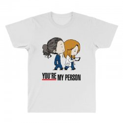 grey's anatomy you're my person All Over Men's T-shirt | Artistshot