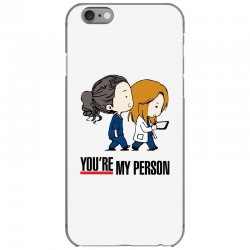 grey's anatomy you're my person iPhone 6/6s Case | Artistshot