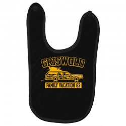 griswold family vacation Baby Bibs | Artistshot