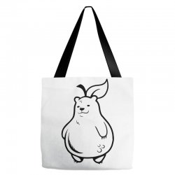 grizzly pear Tote Bags | Artistshot