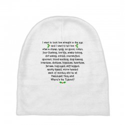 griswold rant Baby Beanies | Artistshot