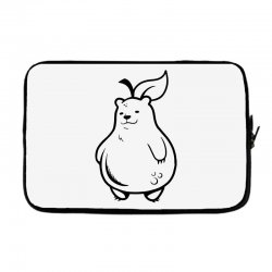 grizzly pear Laptop sleeve | Artistshot
