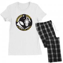 ground zero with clyde lewis Women's Pajamas Set | Artistshot