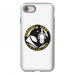 ground zero with clyde lewis iPhone 8 Case | Artistshot