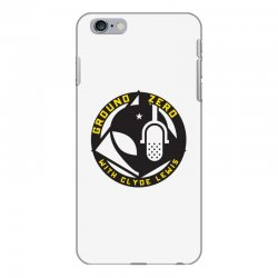 ground zero with clyde lewis iPhone 6 Plus/6s Plus Case | Artistshot