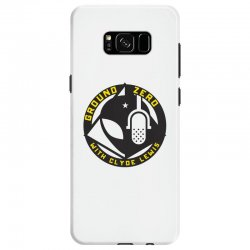 ground zero with clyde lewis Samsung Galaxy S8 Case | Artistshot