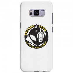 ground zero with clyde lewis Samsung Galaxy S8 Plus Case | Artistshot