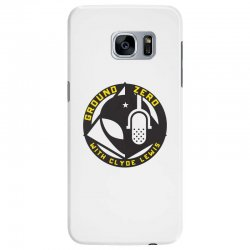 ground zero with clyde lewis Samsung Galaxy S7 Edge Case | Artistshot