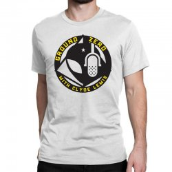 ground zero with clyde lewis Classic T-shirt | Artistshot