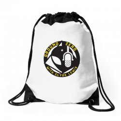 ground zero with clyde lewis Drawstring Bags | Artistshot
