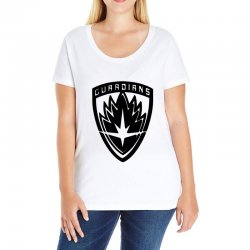guardians of the galaxy Ladies Curvy T-Shirt | Artistshot