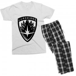 guardians of the galaxy Men's T-shirt Pajama Set | Artistshot