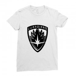 guardians of the galaxy Ladies Fitted T-Shirt | Artistshot