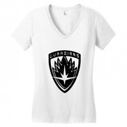 guardians of the galaxy Women's V-Neck T-Shirt | Artistshot