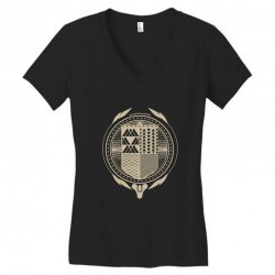 guardians Women's V-Neck T-Shirt | Artistshot